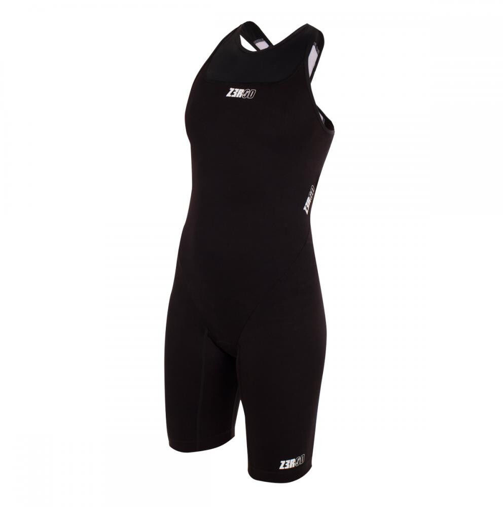 Z3R0D startTRISUIT Strój triathlonowy Kobiety, black series